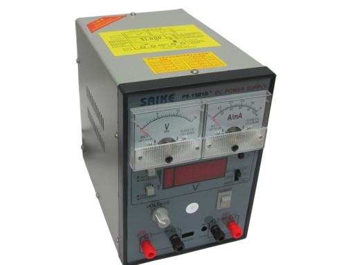 SAIKE PS-1501D+ DC regulated power supply