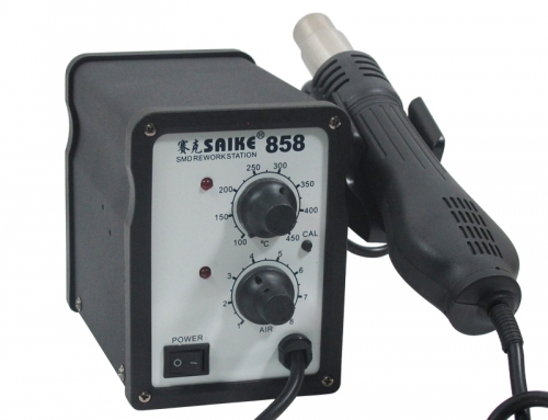 SAIKE 858 Hot air Rework station