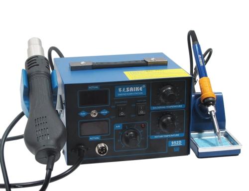 SAIKE 952D Hot air soldering station